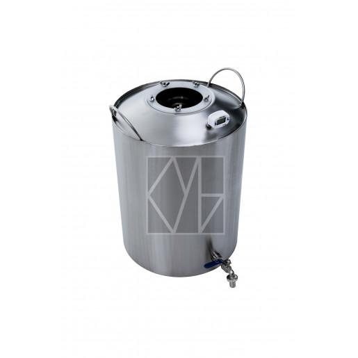 Конусный перегонный куб для самогонного аппарата, 32 л