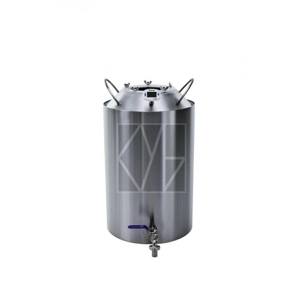 Конусный перегонный куб для самогонного аппарата, 20 л