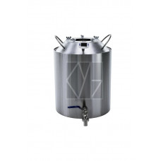 Конусный перегонный куб для самогонного аппарата, 15 л