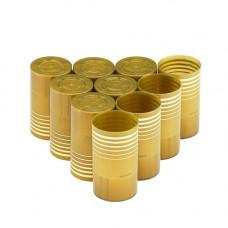 Колпачок «Гуала 59», золото, 10 шт