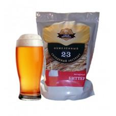 Солодовый экстракт «Своя кружка» Янтарный Биттер, 2,1 кг
